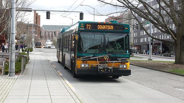 Metro Route 72