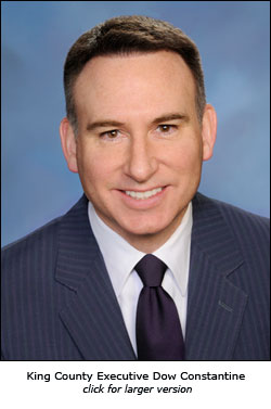 King County Executive Dow Constantine