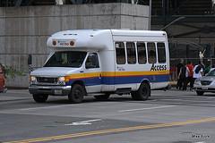 Metro Access van