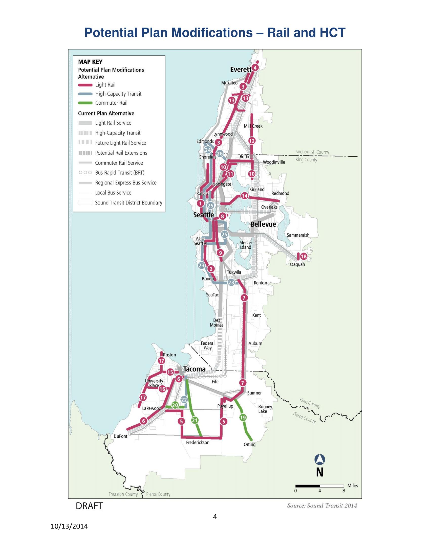 Sound Transit Updates Long Range Plan