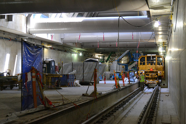 Capitol Hill Station, Summer 2014 (photo by the author)
