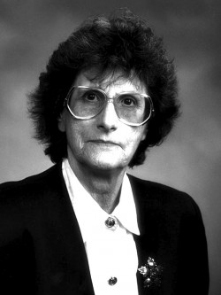 Ruth Fisher, Former House Transportation Committee Chairwoman; Instrumental in creation of Sound Transit