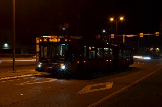Route 316 coach