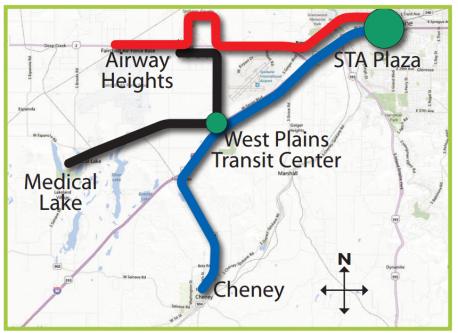 WPTC Map