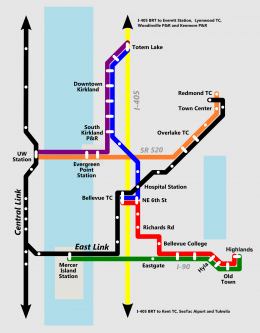 More transit options for more people