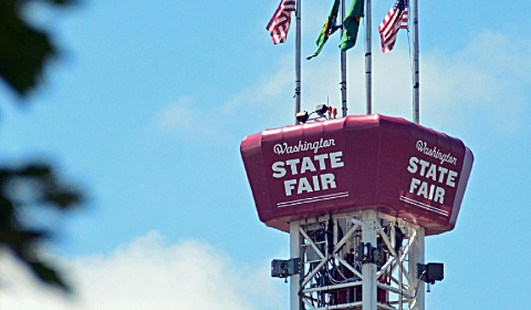 State Fair plummet
