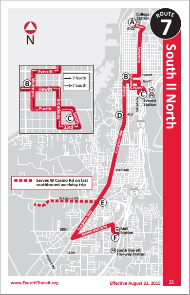 Everett Transit Service Change Tomorrow – Seattle Transit Blog