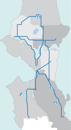 """Move Seattle: 7 New""""RapidRide+"""" Corridors and So Much More"""