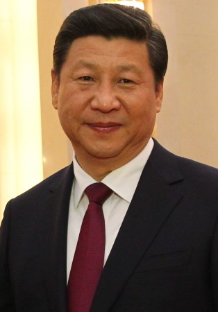 Chinese President Xi Jinping (Wikimedia)