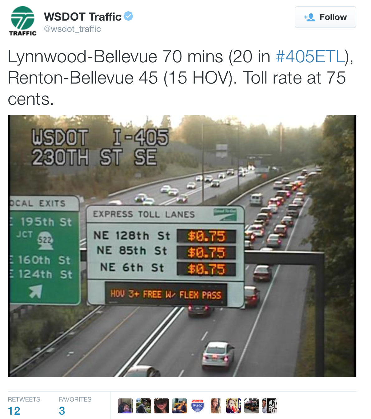 I-405 Express Toll Lanes Open – Seattle Transit Blog on los angeles hov lanes map, 57 freeway map, lake titicaca map,
