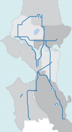 7 New RapidRide+ Corridors