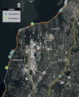 Landslide Mitigation Projects (WSDOT)