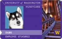 Husky Card