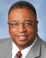 County Councilmember Larry Gossett