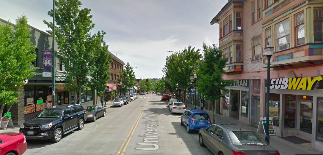 The Ave in 2014 (Google Maps)